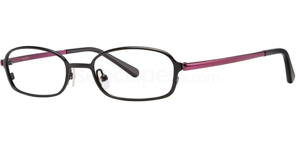 Black V027 Glasses, Vera Wang