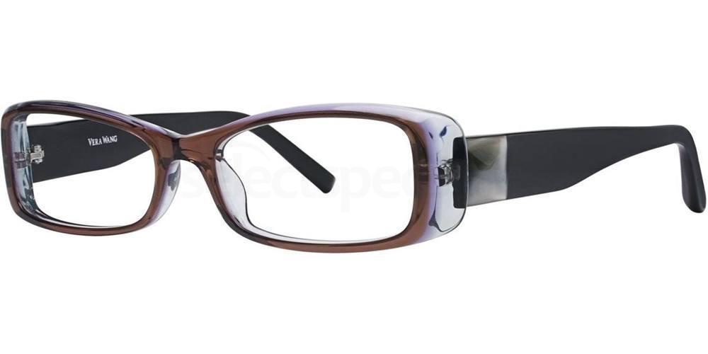 Amethyst V038 Glasses, Vera Wang