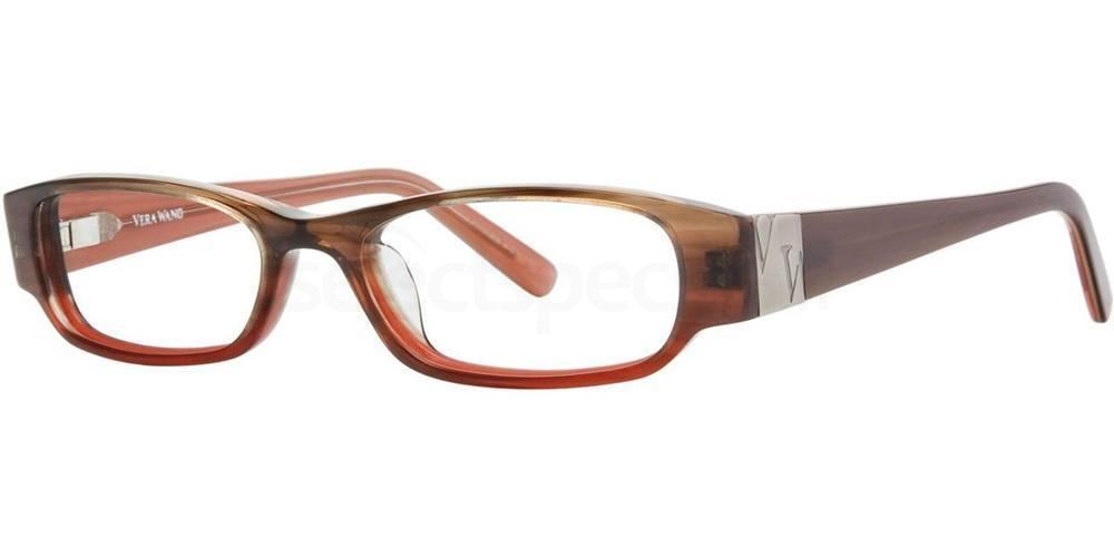 Burgundy V041 Glasses, Vera Wang