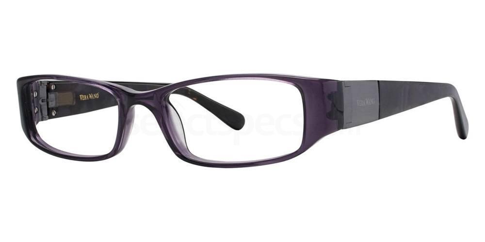 Amethyst V042 Glasses, Vera Wang