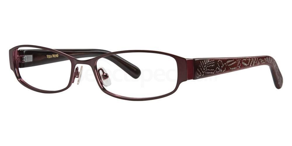 Burgundy V043 Glasses, Vera Wang