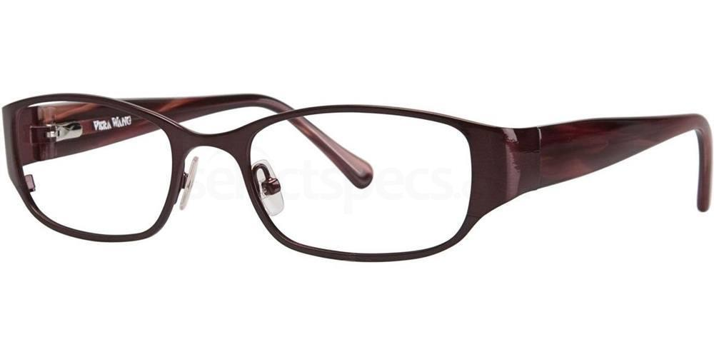 Burgundy V046 Glasses, Vera Wang