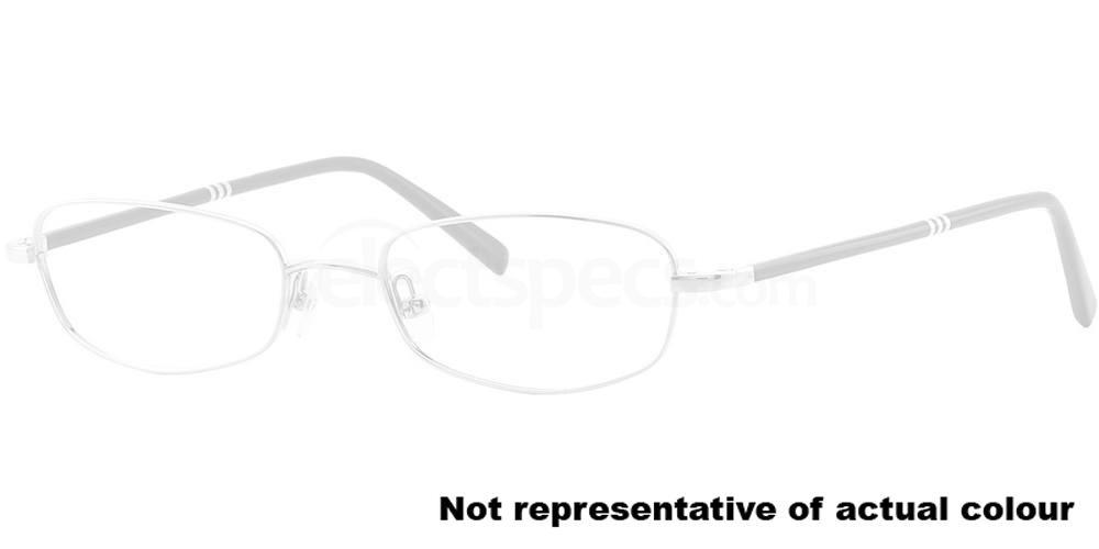 Black V108 Glasses, Vera Wang