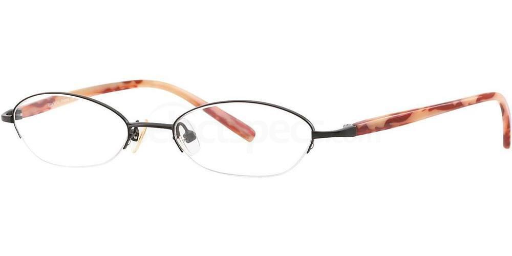 Black V138 Glasses, Vera Wang