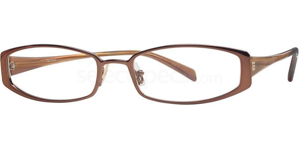 Burgundy V141 Glasses, Vera Wang