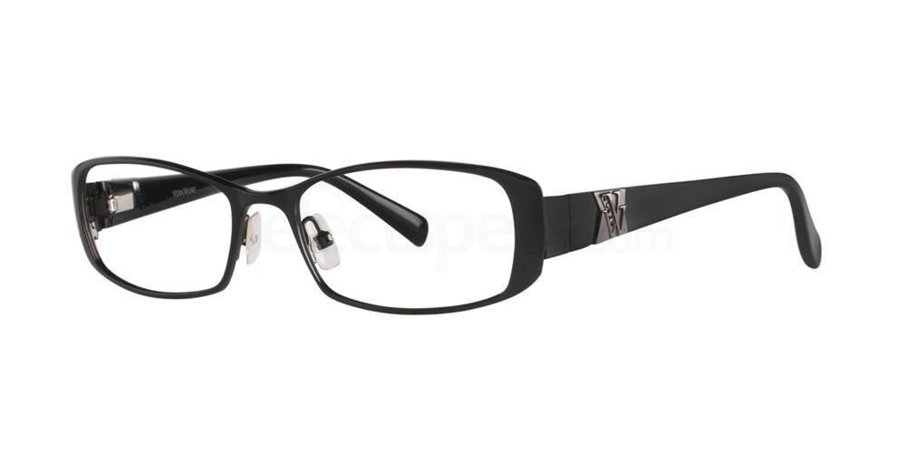 Black V082 Glasses, Vera Wang