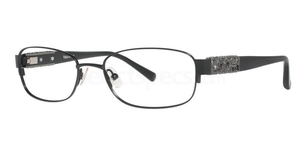 Black V090 Glasses, Vera Wang