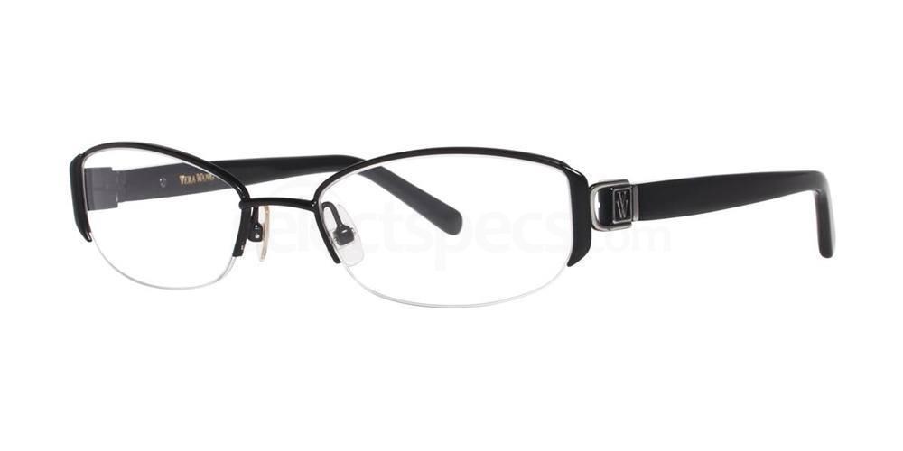 Black V091 Glasses, Vera Wang