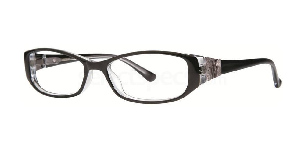 Black V094 Glasses, Vera Wang