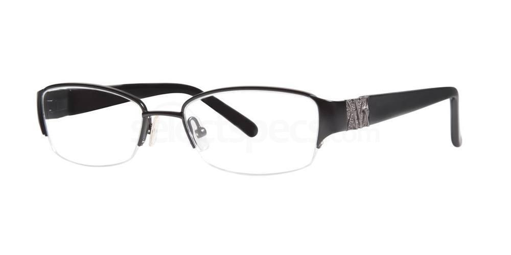 Black V095 Glasses, Vera Wang