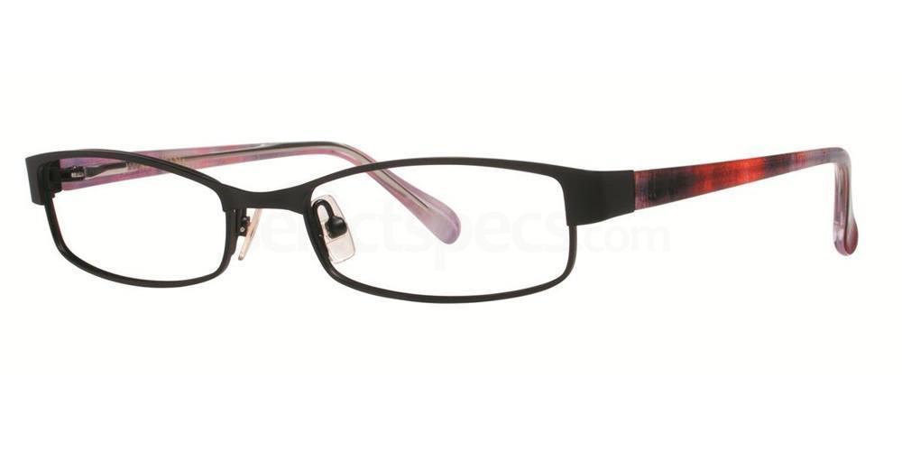 Black V098 Glasses, Vera Wang