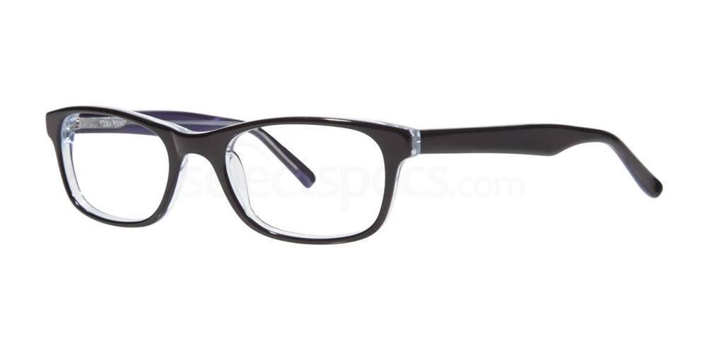 Black V099 Glasses, Vera Wang