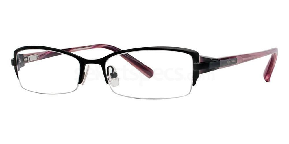 Black V058 Glasses, Vera Wang