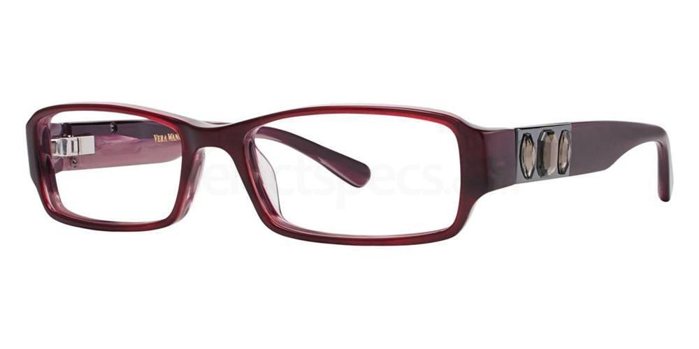 Burgundy V059 Glasses, Vera Wang