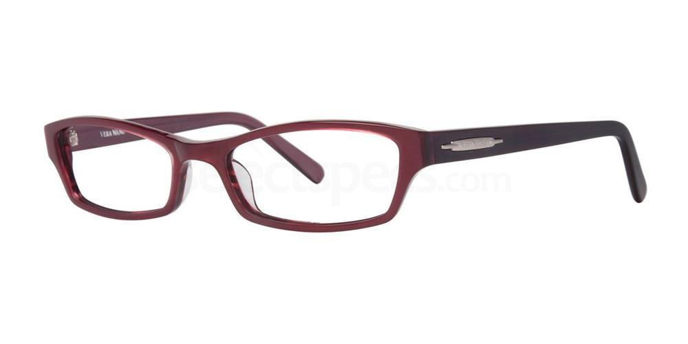 Burgundy V062 Glasses, Vera Wang