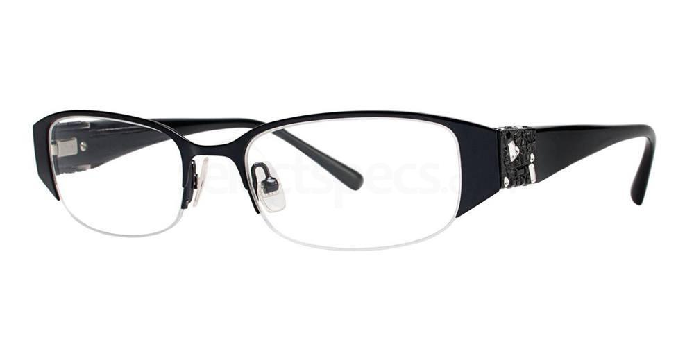 Black V065 Glasses, Vera Wang