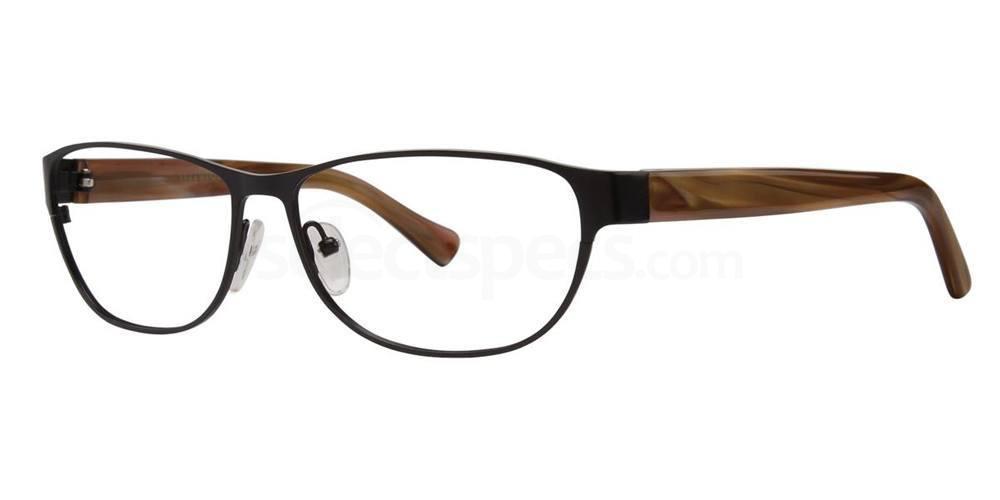 Black V070 Glasses, Vera Wang