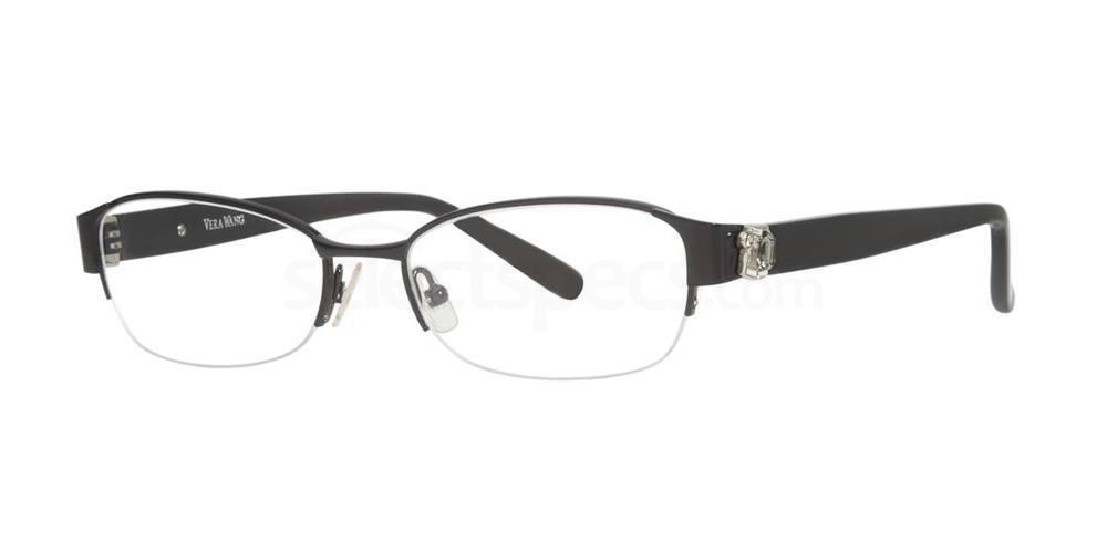 Black V078 Glasses, Vera Wang