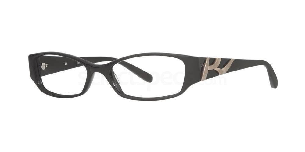 Black V080 Glasses, Vera Wang