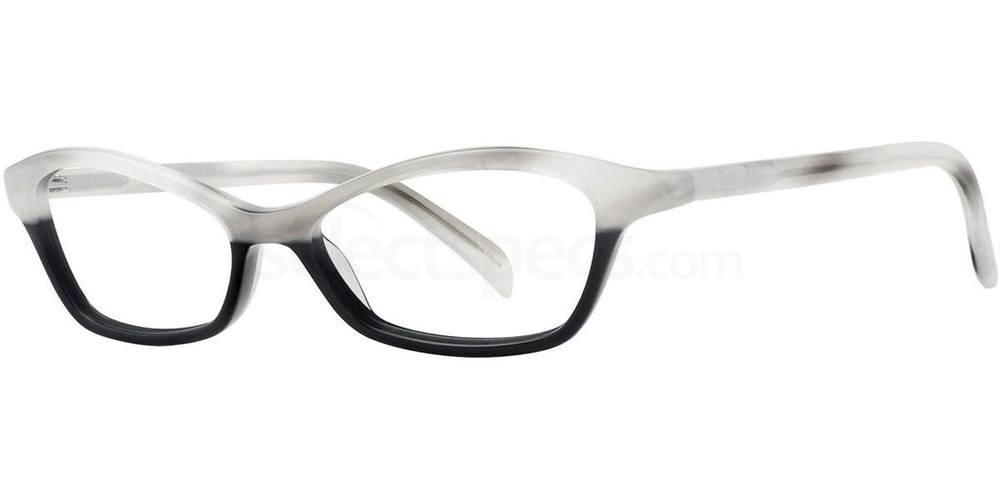 Black/White V151 Glasses, Vera Wang