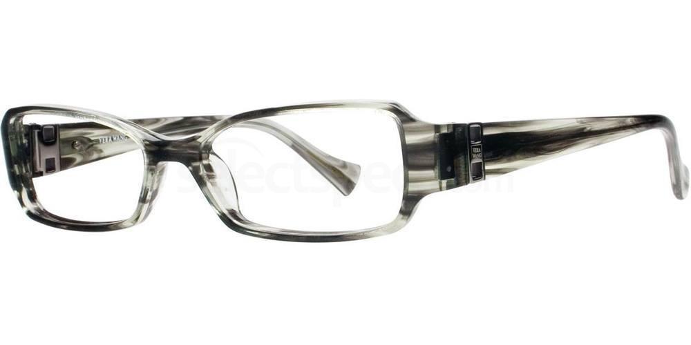 Sage Tortoise V164 Glasses, Vera Wang