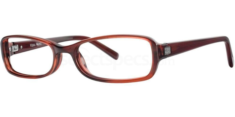 Burgundy V174 Glasses, Vera Wang