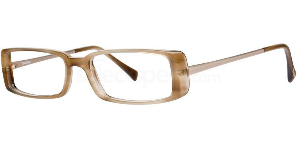 Brown V178 Glasses, Vera Wang