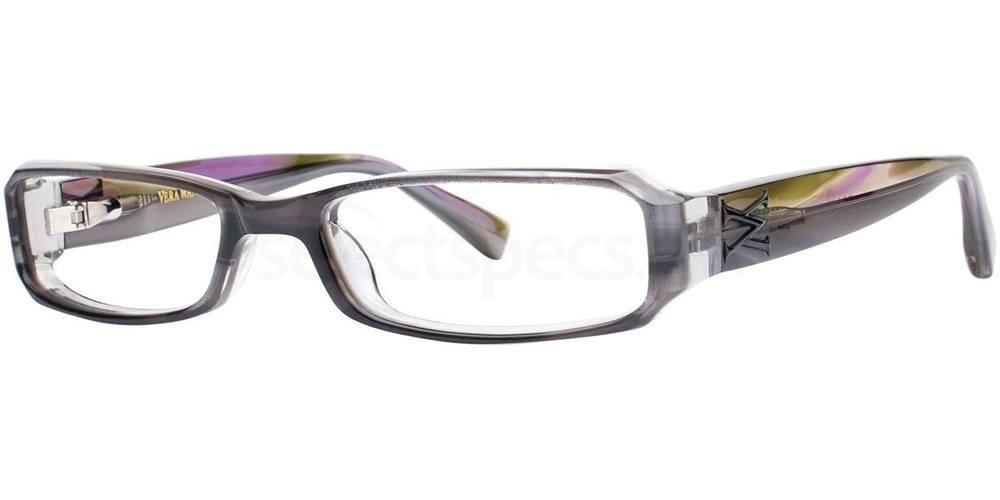 Grey Plum V185 Glasses, Vera Wang