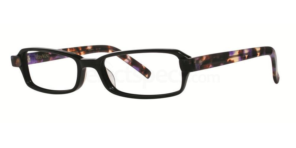 Black V300 Glasses, Vera Wang