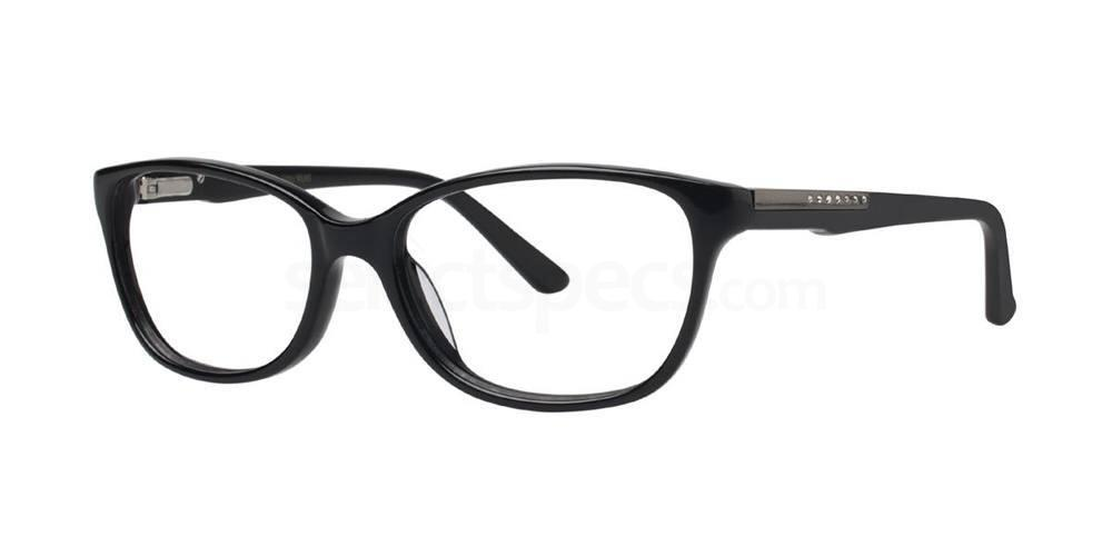 Black V342 Glasses, Vera Wang