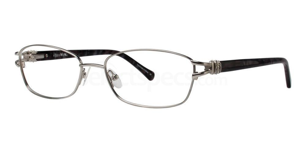 Brown V343 Glasses, Vera Wang
