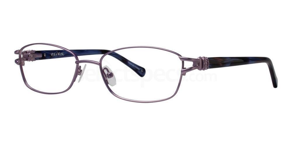 Lilac V343 Glasses, Vera Wang