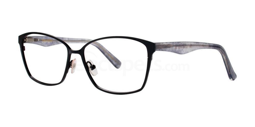 Black V344 Glasses, Vera Wang