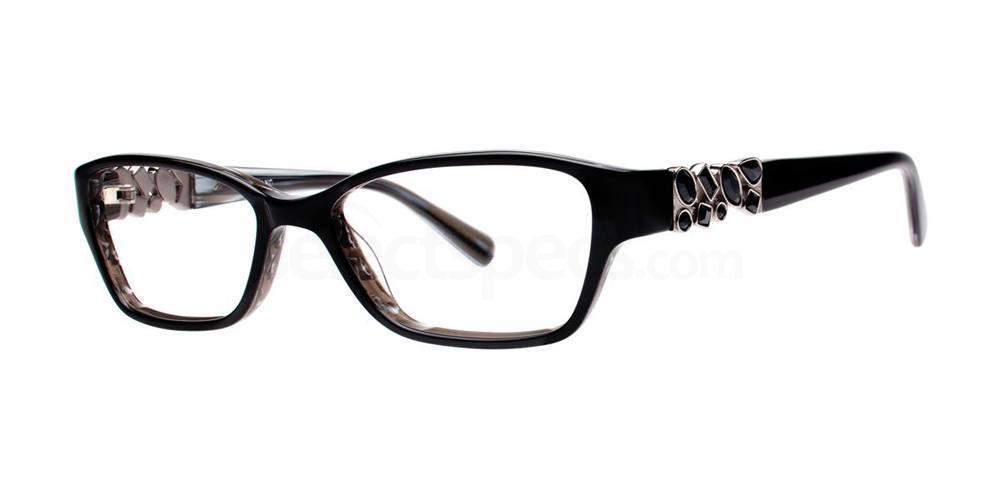 Black V303 Glasses, Vera Wang