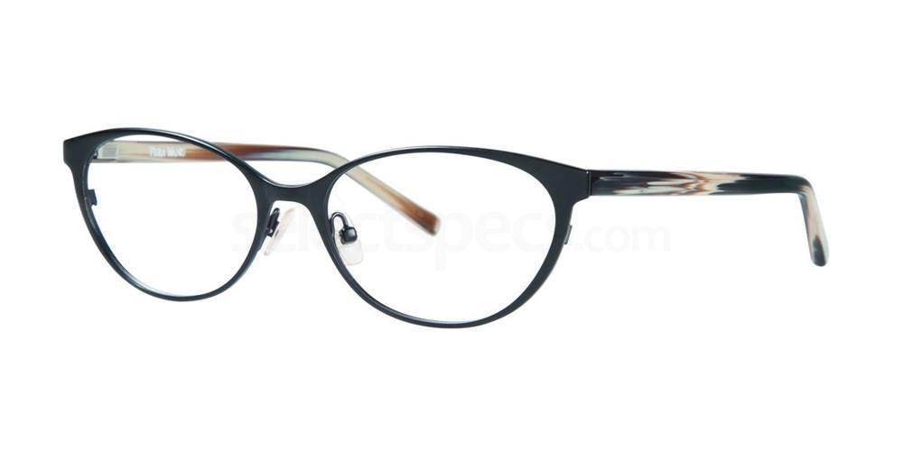 Black V307 Glasses, Vera Wang