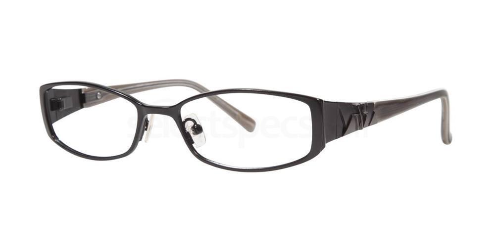 Black V310 Glasses, Vera Wang