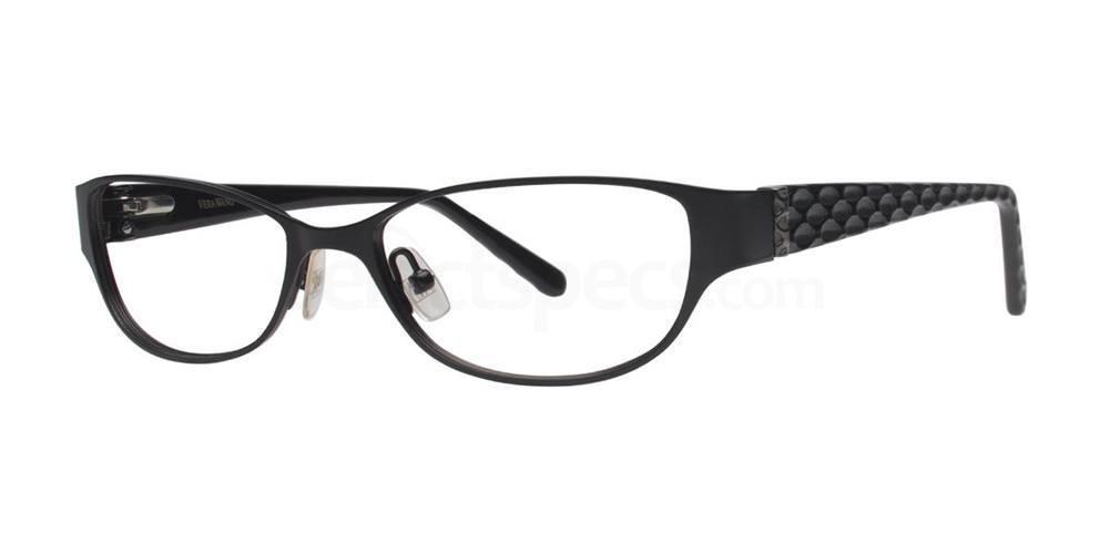 Black V313 Glasses, Vera Wang