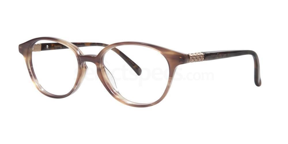Chocolate V315 Glasses, Vera Wang