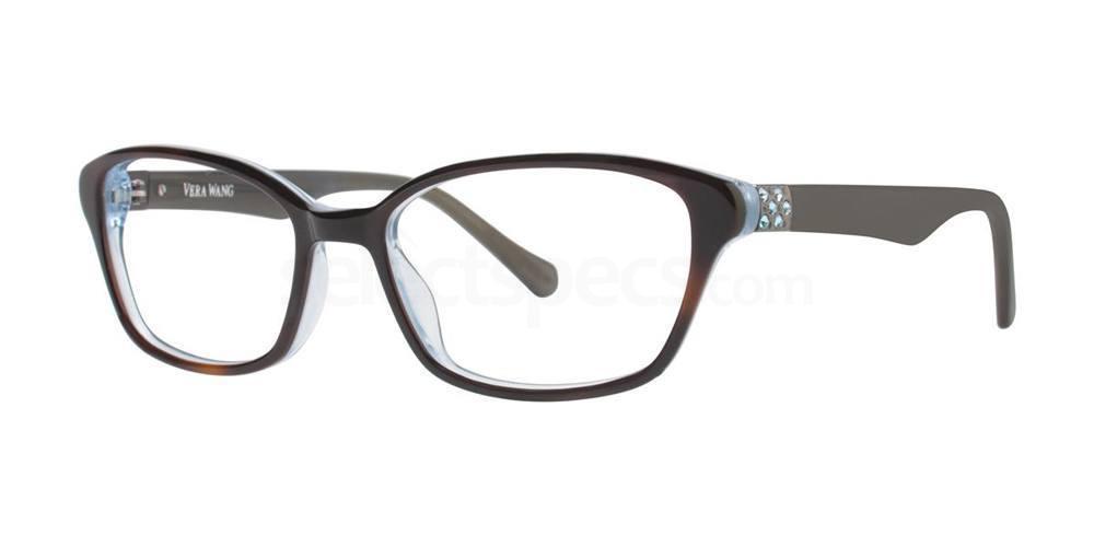 Azure V317 Glasses, Vera Wang