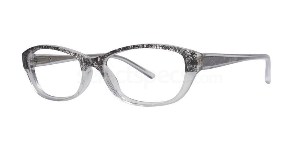 Black Lace V318 Glasses, Vera Wang