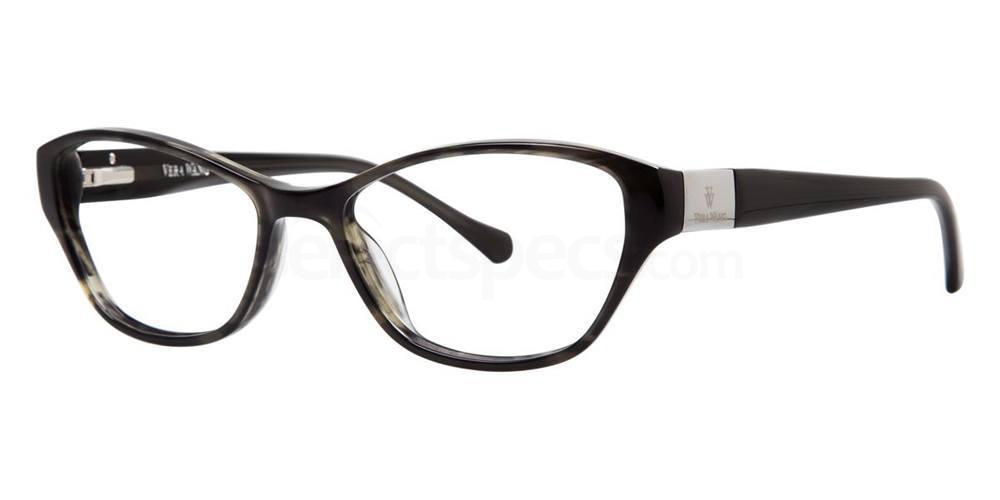 Forest Horn V319 Glasses, Vera Wang