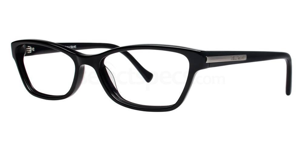 Black V320 Glasses, Vera Wang