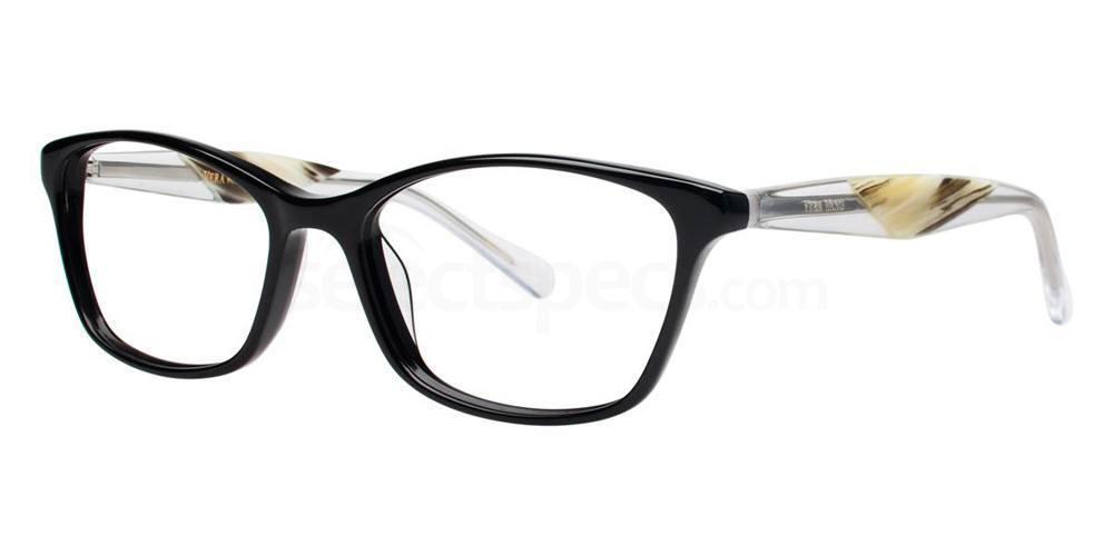 Black V322 Glasses, Vera Wang