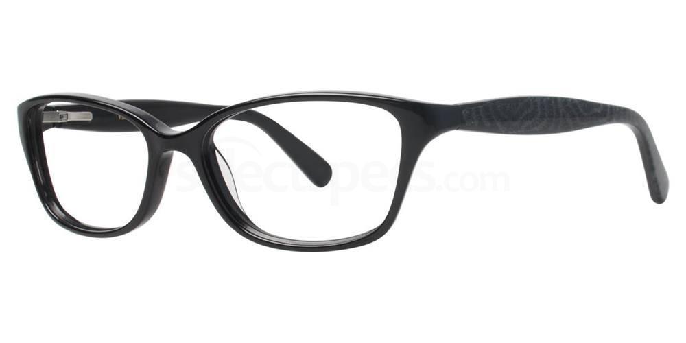 Black V325 Glasses, Vera Wang