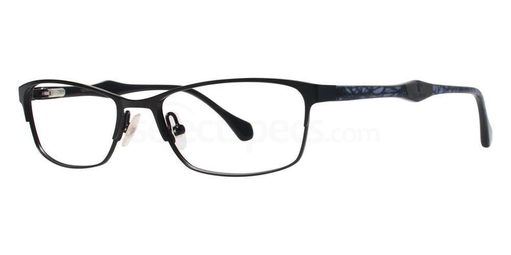 Black V326 Glasses, Vera Wang