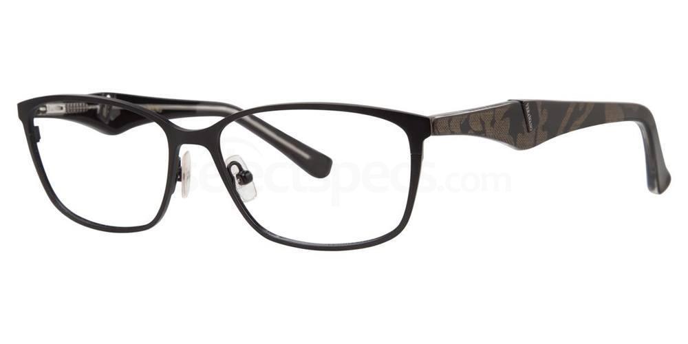 Black V328 Glasses, Vera Wang