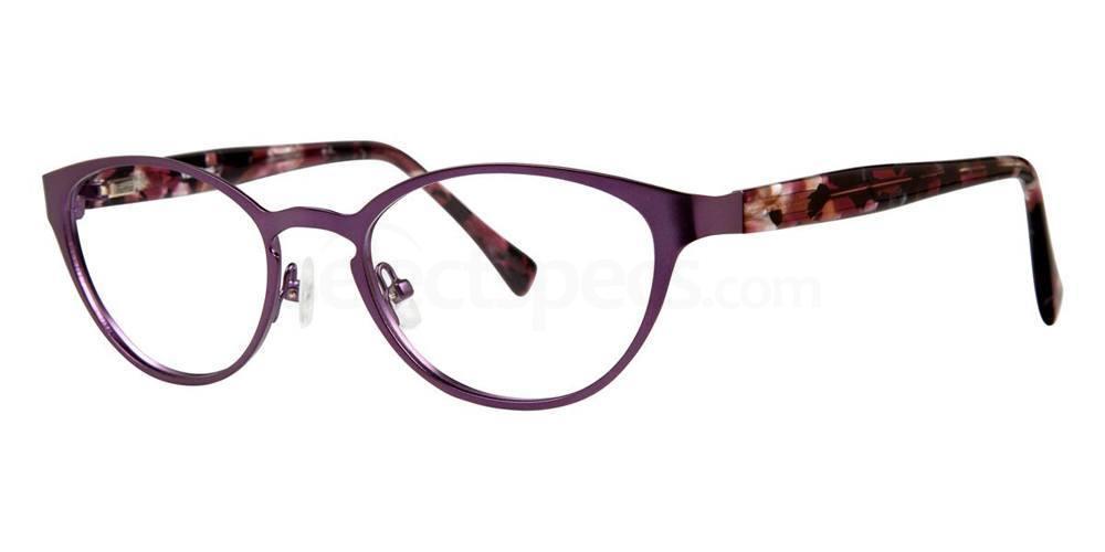 Black V331 Glasses, Vera Wang