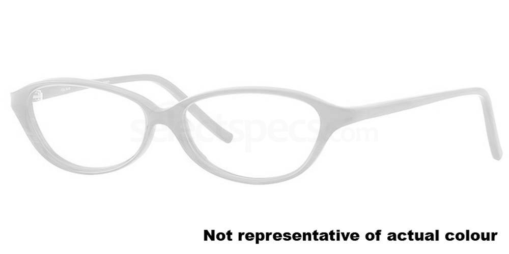 Brown V35 Glasses, Vera Wang
