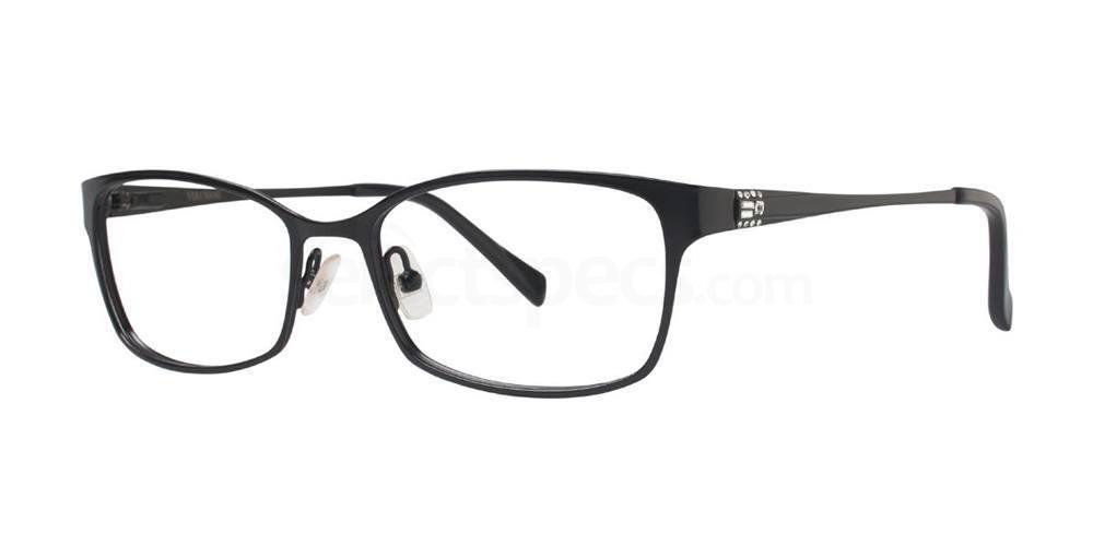 Black V350 Glasses, Vera Wang