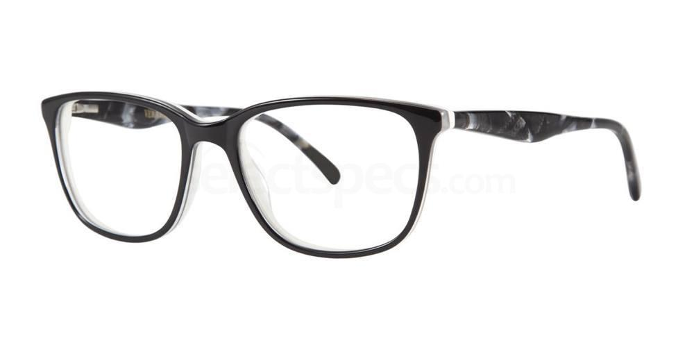 Black V354 Glasses, Vera Wang